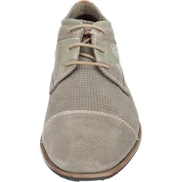 bugatti bugatti Freizeit Schuhe grau