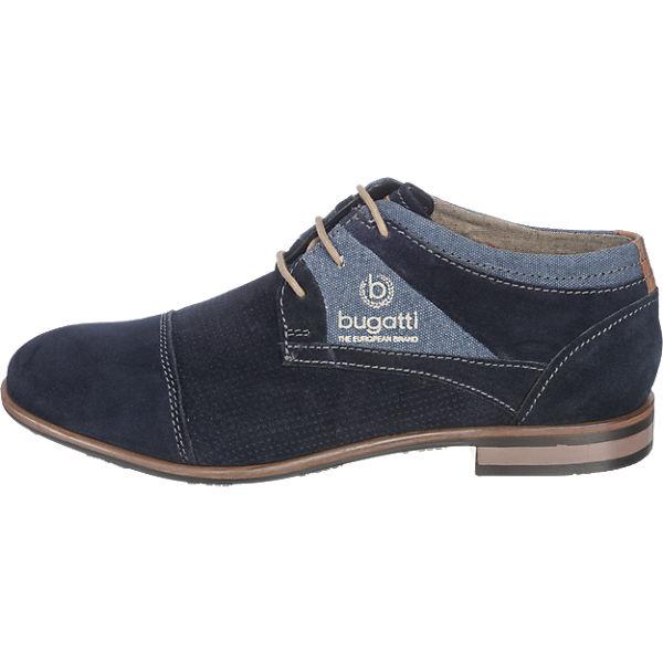 bugatti bugatti Freizeit Schuhe blau