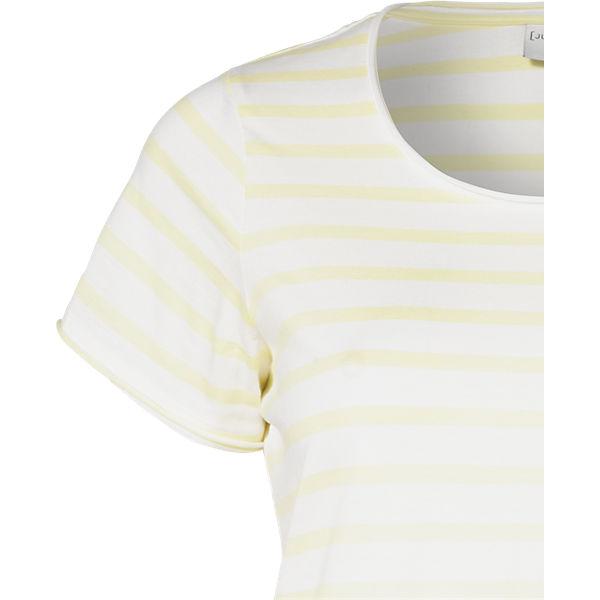 T gelb weiß T weiß JUNAROSE Shirt T gelb JUNAROSE Shirt JUNAROSE 0wttq7SH