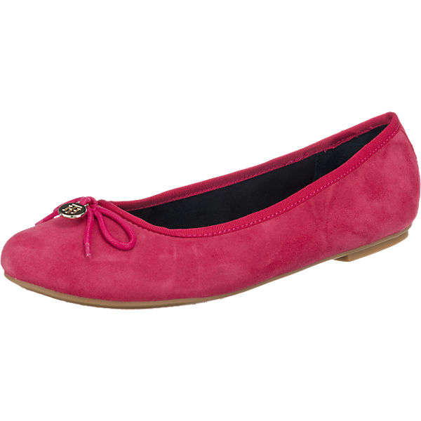TOMMY HILFIGER TOMMY HILFIGER Claudia Ballerinas rosa