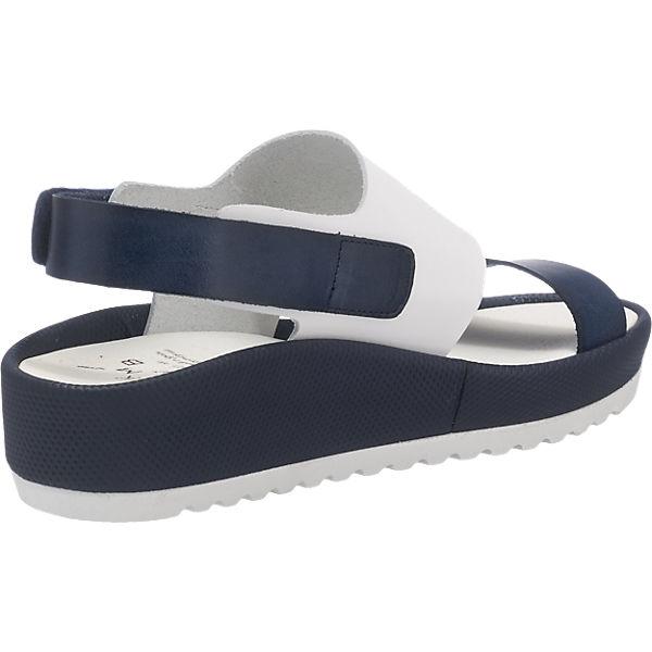 KMB KMB Fima Sandaletten blau-kombi