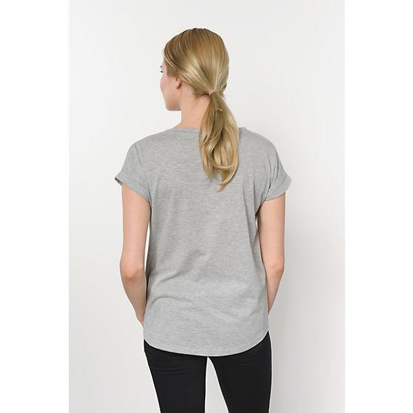 Shirt VILA T T grau VILA WOZ67qwY