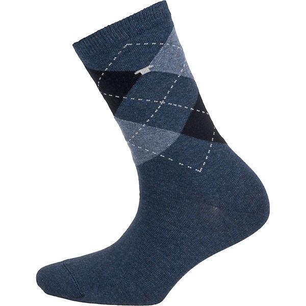 dunkelblau TOM TAILOR Socken Paar 2 rq0IHBqS