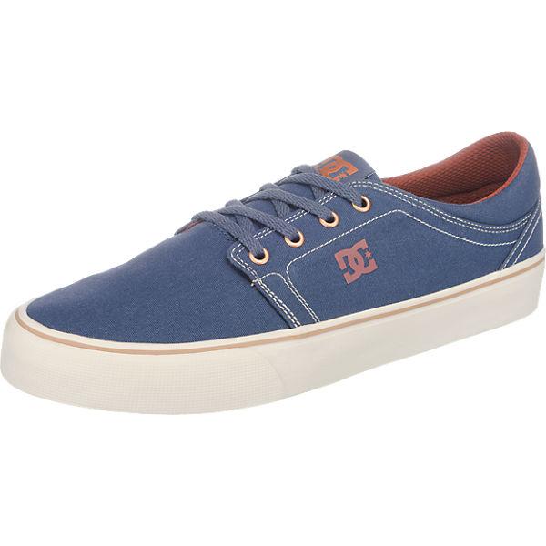 Schipkau Angebote DC Shoes Trase Tx Sneakers blau Herren Gr. 46