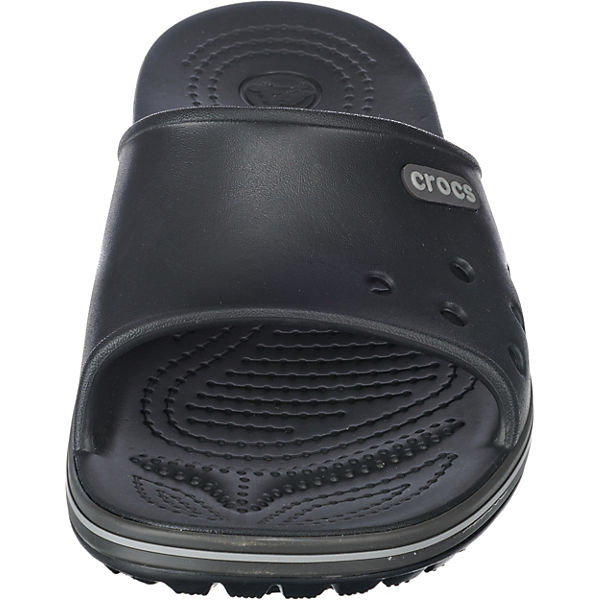 Badelatschen II Blk crocs Gpt Crocband Slide anthrazit 5xPZXw