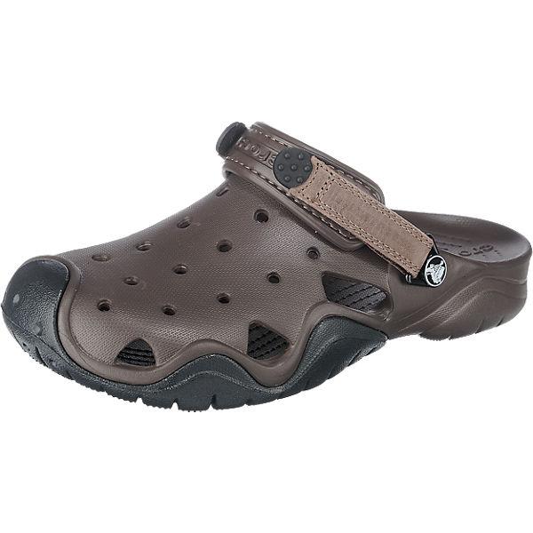Clog Clogs M kombi Swiftwater crocs braun zx7q1HwW6n