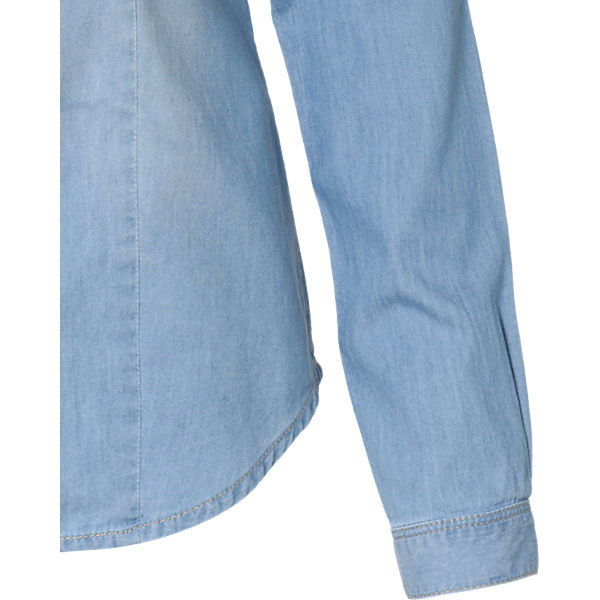 denim ONLY Jeansbluse Jeansbluse ONLY ONLY light light Jeansbluse denim v8ExSwqPS