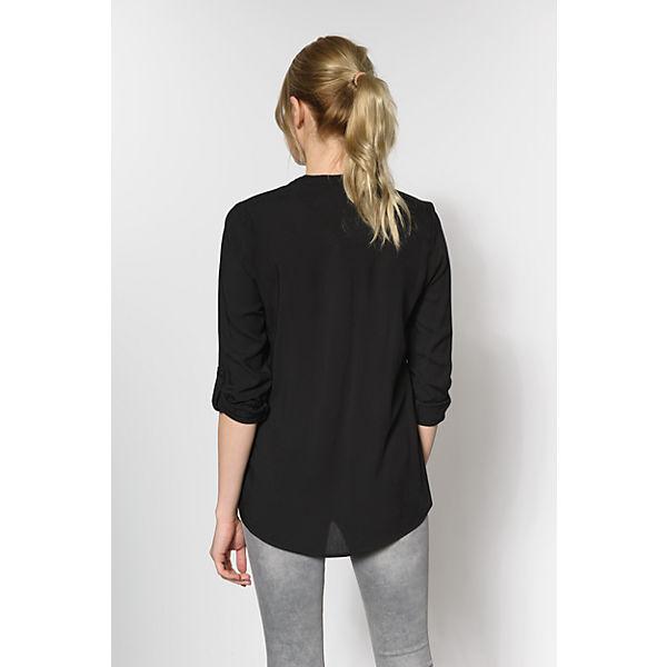 ONLY ONLY schwarz Bluse Bluse ONLY Bluse schwarz schwarz xnqaXIwvq