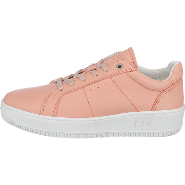Pantofola d'Oro Pantofola d'Oro Babice Donna Low Sneakers rosa