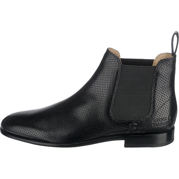 MELVIN & HAMILTON Susan 10 Chelsea Boots schwarz  Gute Gute Gute Qualität beliebte Schuhe 52d8b9