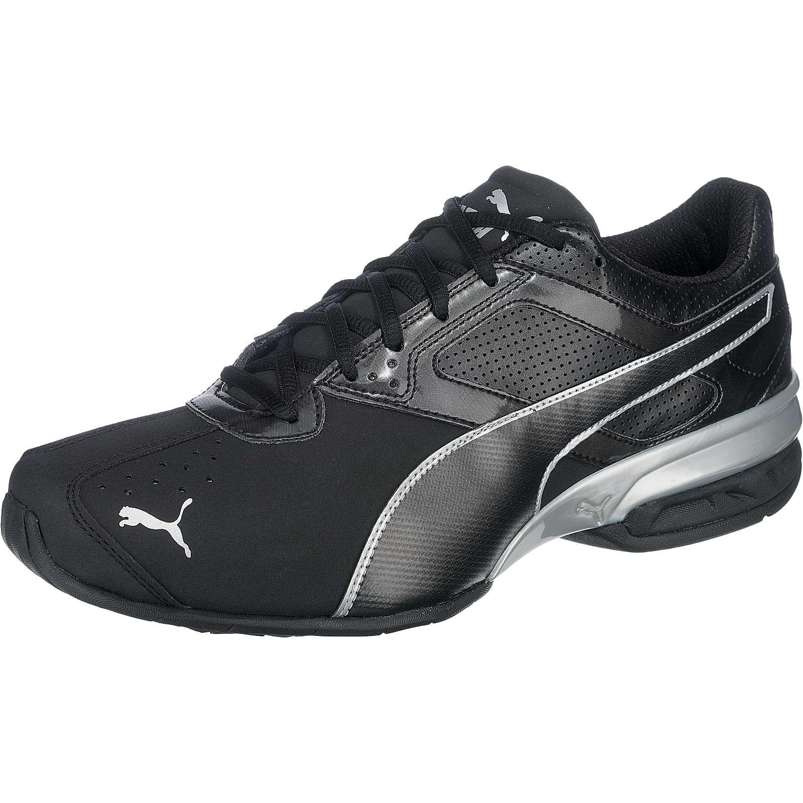 PUMA Tazon 6 FM Sneakers Low schwarz-kombi Herren Gr. 44,5