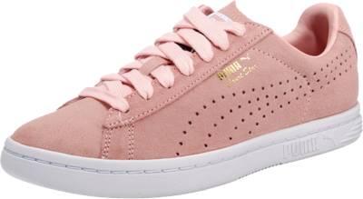 puma court star rosa
