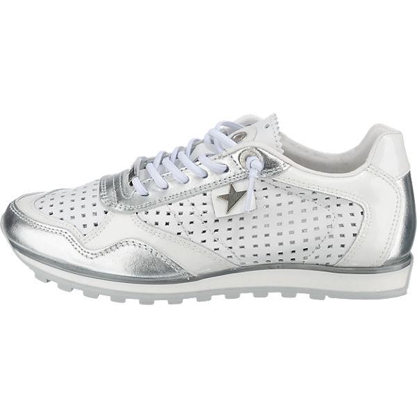 Cetti Cetti Sneakers weiß-kombi