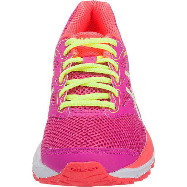 ASICS Laufschuhe Gel Cumulus für Mädchen pink