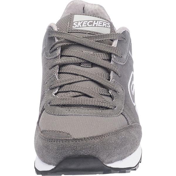 Low Sneakers grau SKECHERS 82 nbsp; kombi OG q4wwItB