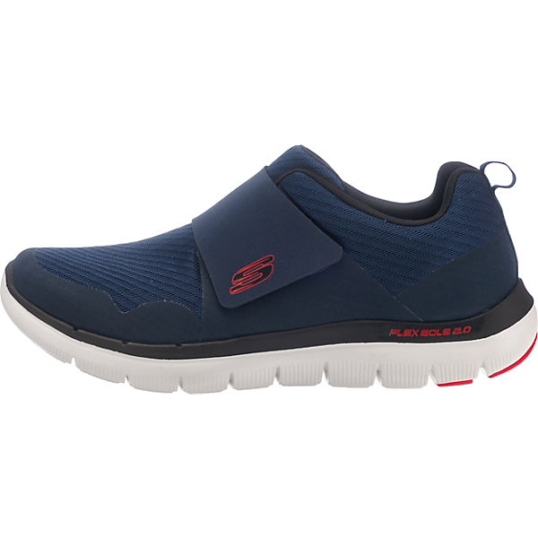 SKECHERS, Flex Advantage blau-kombi 2.0Gurn Sneakers Low, blau-kombi Advantage   8a17c3