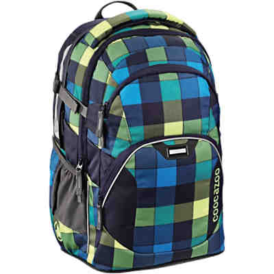 Schulrucksack JobJobber2 Lime District