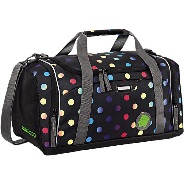 Sporttasche SporterPorter Magic Polka Colorful