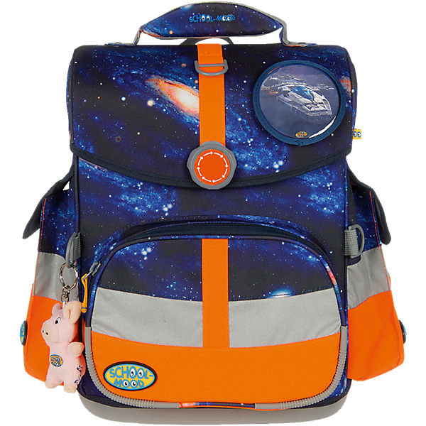 School-Mood Schulranzenset Timeless Galaxy Space Craft , 5-tlg.