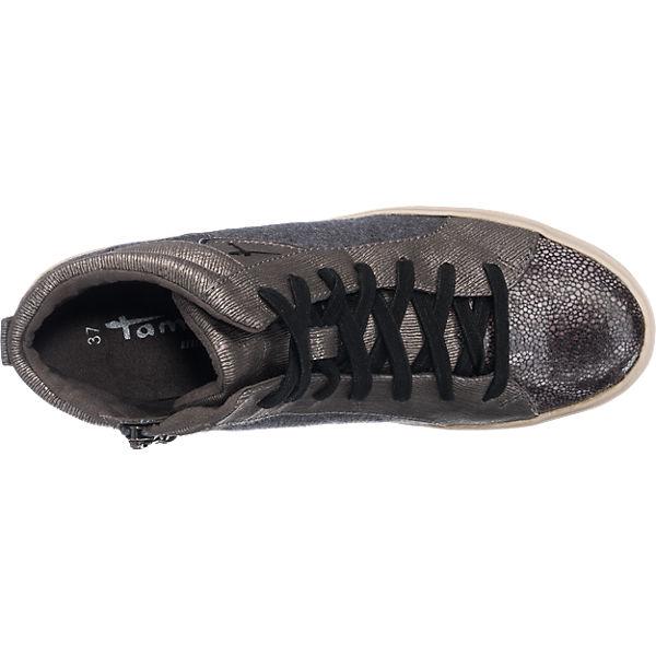 Tamaris Tamaris Marras Sneakers anthrazit
