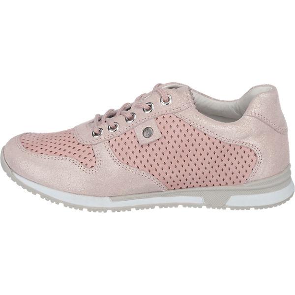 ZEBRA Halbschuhe für Mädchen rosa