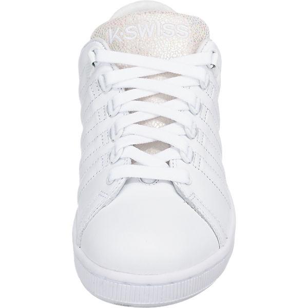 K-SWISS K-SWISS Lozan III Tongue Twister Sneakers weiß