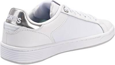 K SWISS, K SWISS Clean Court T Cmf Sneakers, weiß | mirapodo