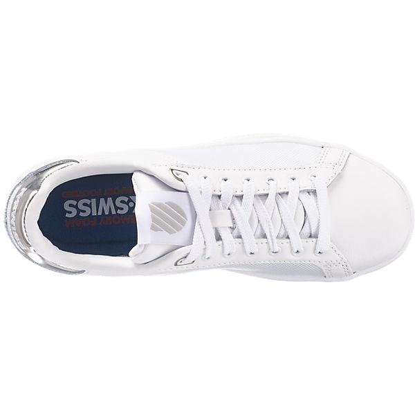 K-SWISS K-SWISS Clean Court T Cmf Sneakers weiß