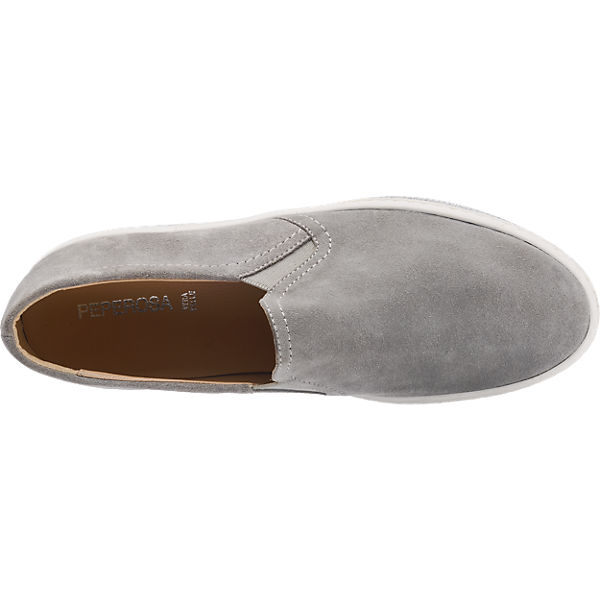 Peperosa Peperosa Slipper grau