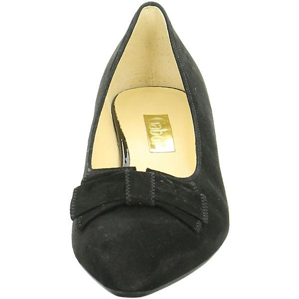 Gabor, Gute Gabor Pumps, schwarz  Gute Gabor, Qualität beliebte Schuhe 7bb193