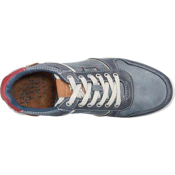 MUSTANG MUSTANG Sneakers blau