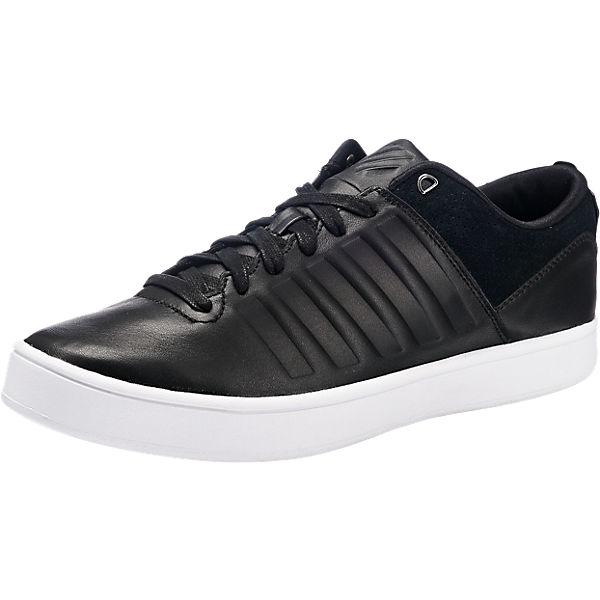 Haasow Angebote K-SWISS Court Westan Sneakers schwarz Herren Gr. 46