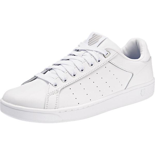 K-SWISS K-SWISS Clean Court Cmf Sneakers weiß