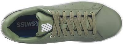K SWISS, K SWISS Clean Court Cmf Sneakers, grün | mirapodo