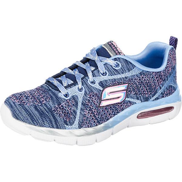 SKECHERS Sneakers für Mädchen blau