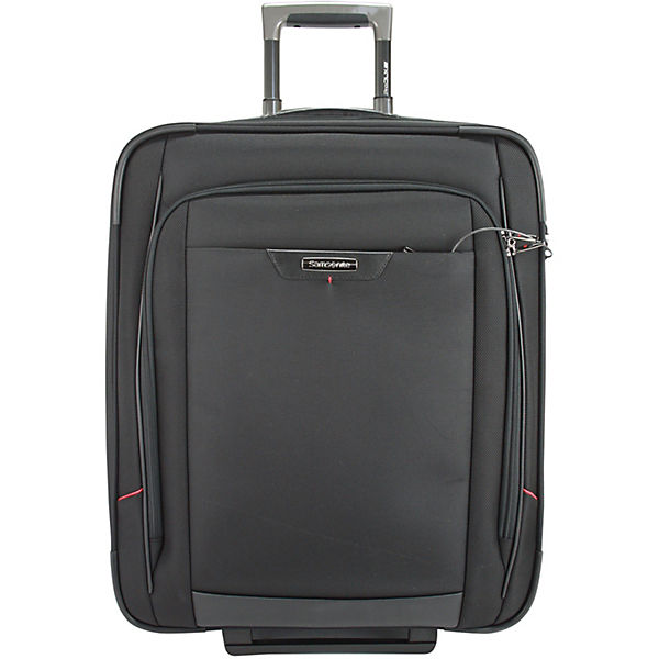 Samsonite Samsonite Pro-DLX 4 2-Rollen Upright Kabinentrolley 56cm schwarz