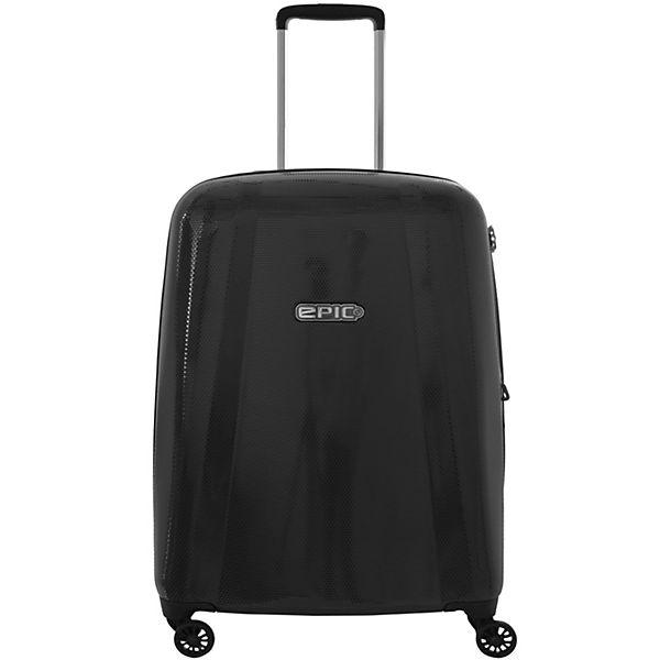 Epic Epic GTO EX 4-Rollen Kabinentrolley 55 cm schwarz