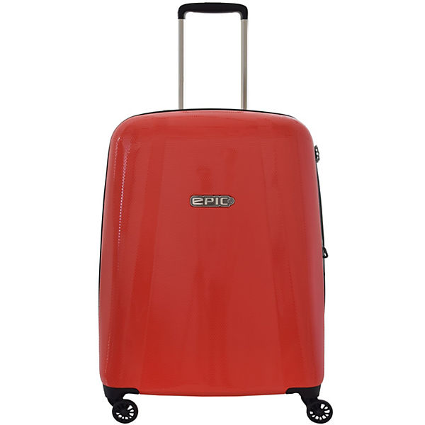 Epic Epic GTO EX 4-Rollen Kabinentrolley 55 cm rot