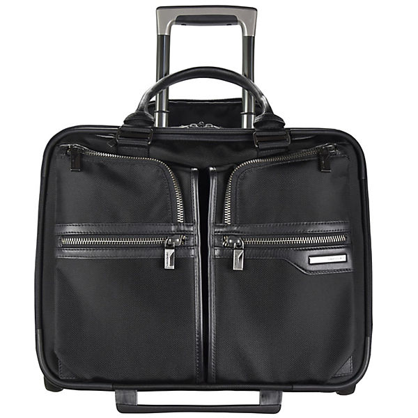 Samsonite GT Supreme 2-Rollen Business Trolley 45 cm Laptopfach