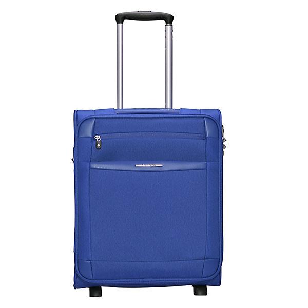 Samsonite Samsonite Dynamo Upright 2-Rollen Kabinen Trolley 50 cm blau