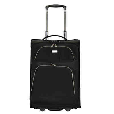 Fabrizio Super Light Solid 2-Rollen Kabinen Trolley 51 cm