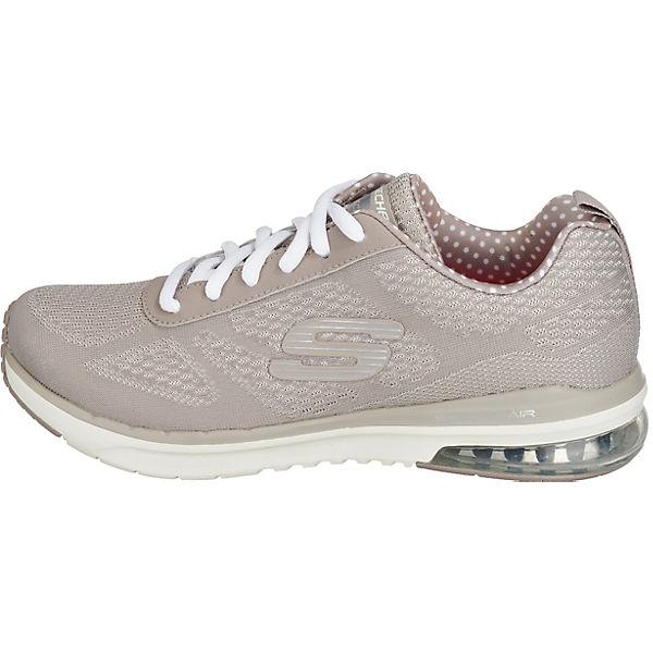 SKECHERS Skech-Air Infinity Sneakers Low grau