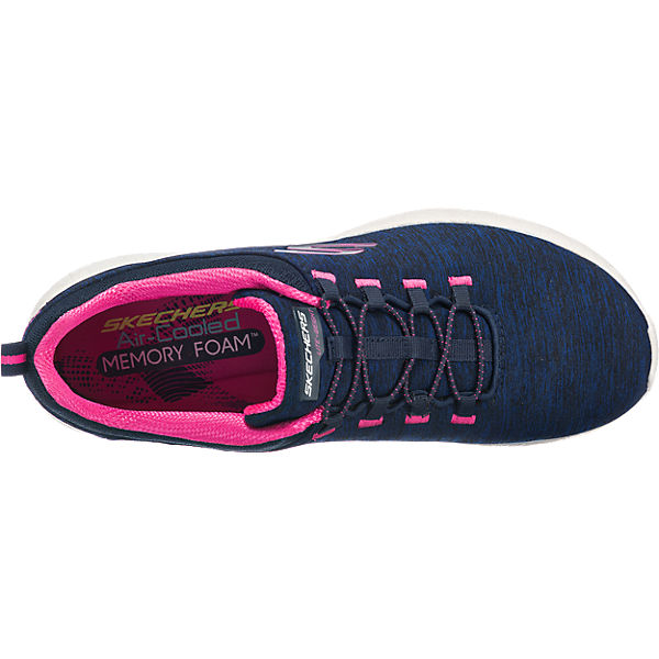 SKECHERS SKECHERS Burst City Heat Sneakers dunkelblau