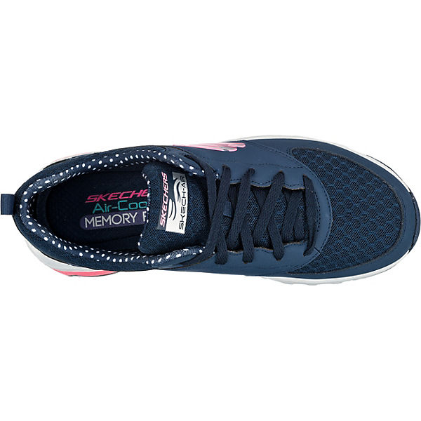 SKECHERS, Skech-Air Low, Extreme Sneakers Low, Skech-Air blau-kombi   4e77ce
