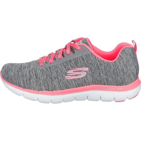 SKECHERS, Sneakers Flex Appeal 2.0 Sneakers SKECHERS, Low, pink   842ed3