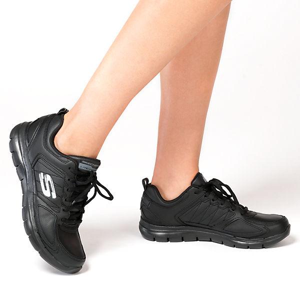 Sneakers SKECHERS Good Timing 2 schwarz Appeal 0 SKECHERS Flex qAx0Xdww