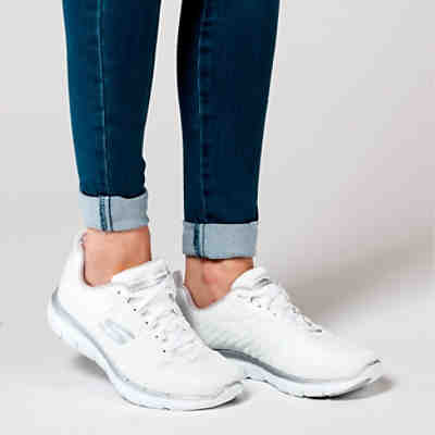buy various design later SKECHERS Sneakers in weiß günstig kaufen | mirapodo