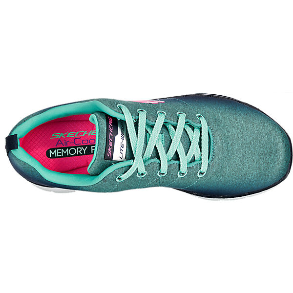 SKECHERS SKECHERS Flex Appeal 2.0 Bright Side Sneakers blau-kombi