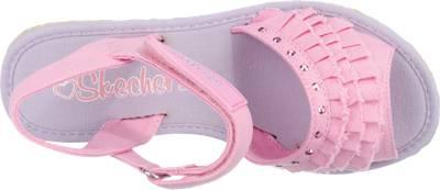 SKECHERS, Kinder Sandalen für Mädchen, pink | mirapodo