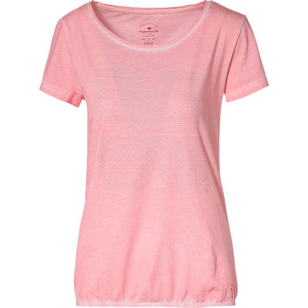 TOM T TAILOR rosa TOM TAILOR Shirt TAILOR TOM T Shirt rosa T TB1wEq00O